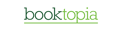 This image has an empty alt attribute; its file name is booktopia-400x100-white.jpg