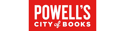 This image has an empty alt attribute; its file name is powells-400x100-white.jpg